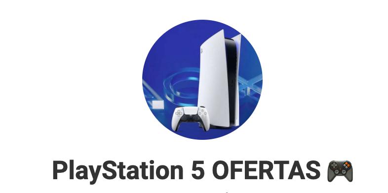 Canal Telegram Play5 ofertas - Comprar playstation 5