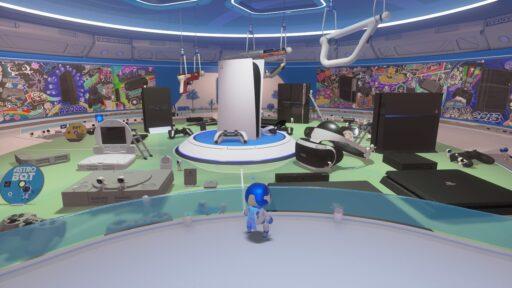 Astros Playroom Mejores Juegos PS5