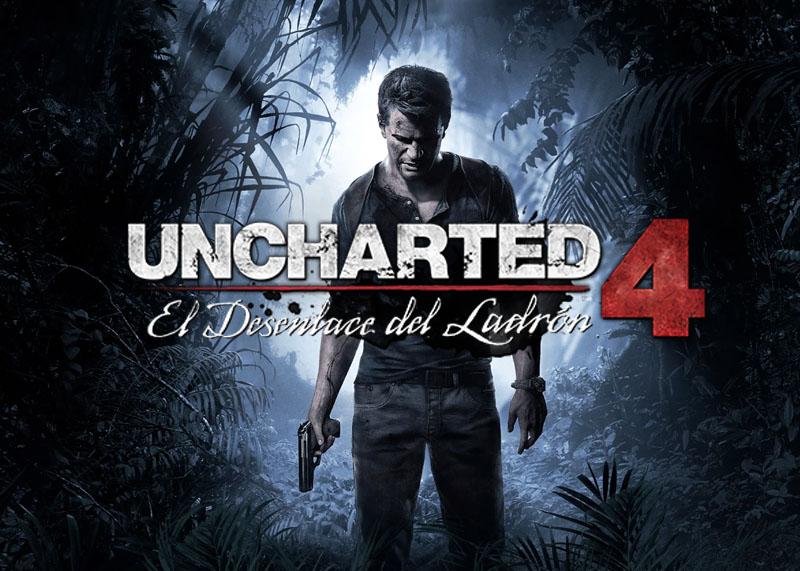 Uncharted 4 ofertas juegos primavera