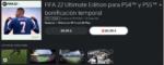 FIFA 22 ULTIMATE EDITION BARATO